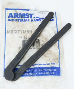 Armstrong 2 Adjustable Face Pin Spanner Wrench 34 151 Usa Made