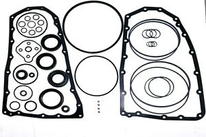 For Nissan Cvt Re0f10a Jf011e Overhaul Kit Gasket Set With Rings And Seals