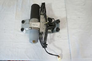 07 09 Mitsubishi Eclipse Spyder Convertible Top Lift Motor Hydraulic Pump Oem