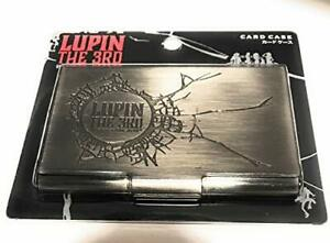 Universal Studios Japan Lupine The 3rd Card Case Business Card Holder 646