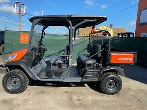 Enclosed Polaris Ranger brutus Deluxe Hd900 With Eps heat Led Snowblower