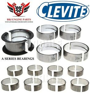 Chevy Bbc 396 402 427 454 Clevite A Series Rod And Main Bearings Set 1965 2000
