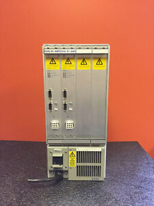 Adept Technology Pa 4 30336 31000 4 Slot Power Chassis 2 Dual B Modules