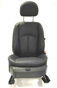 2006 Mercedes E350 Driver Front Seat Black Leather Electric Free Shipping