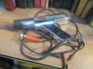 Timing Light Gun Penske By Sears Roebuck And Co 244 2115 Vintage Crome