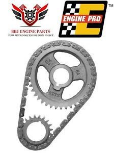 Buick 300 340 350 1964 1980 Engine Pro 3 Piece Timing Set Timing Chain Gears