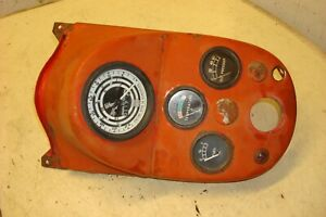 1961 Ford 641 Tractor Dash Instrument Panel 600 800