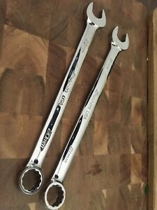 Snap On 20mm 21mm Flank Drive Plus Wrench Extension Set