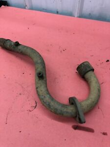84 HONDA Atv 200 200es TRX200 EXHAUST HEADER PIPE 83 82