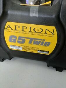 Appion G5 Twin Refrigerant Recovery G 5