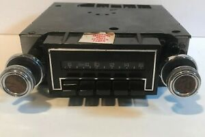 Gm Delco Am Fm Stereo 1970s 1980s Vintage Car Audio Radio Old Original