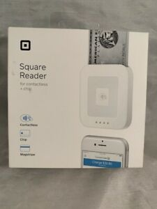 Square Reader For Contactless Chip Magstripe