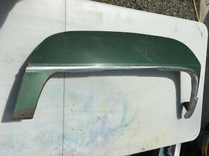 1970 Buick Riviera Fender Skirt With Trim