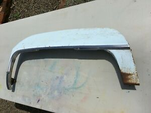 1970 Buick Riviera Fender Skirt With Trim Hot Rod Rat Rod Kustom