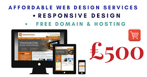 Website Design Mobile Friendly Free Hosting