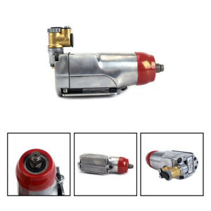 3 8 Square Mini Air Butterfly Impact Wrench Pneumatic Tool Working For Repairing