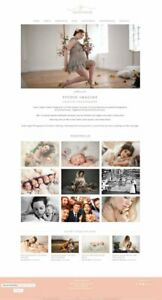 Custom Wordpress Single Page Website Design Responsive Web Design Wordpress