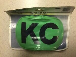 Nos Vintage Kc 5308 Vinyl Green Light Covers 5 X 7 Hilites Rectangular
