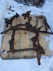 Farmall Cub Cultivator Rear Mount And Mid Mounted