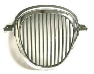 2000 2001 2002 2003 Jaguar S Type Grill Chrome Xr838a133aa free Shipping