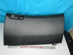 08 12 Honda Accord Glove Box Assembly Compartment Black Oem Latch Hinge