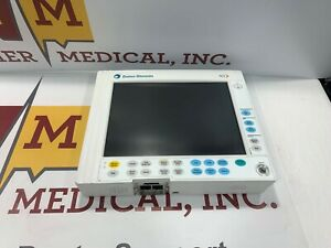 Datex Ohmeda S5 Front Display Complete Biomed Certified