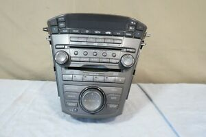 07 08 09 Acura Mdx Navi 6cd Changer Radio Mp3 Wma Player Climate Control Oem
