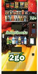 Seaga N2g4000 Healthy Combo Snack Vending Machine W Airvend Smart Tablet