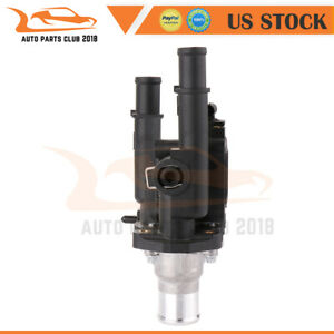 Thermostat Housing For Chevy Aveo 1 6l 2009 2010 2011 25189437