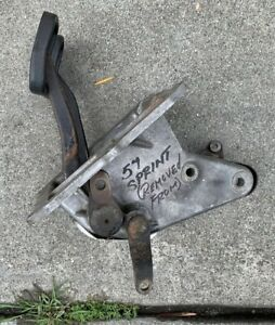 Alfa Romeo Giulietta 1957 Sprint Pedal Box Assembly