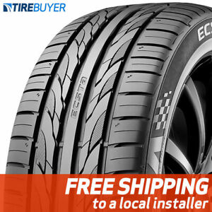 2 New 215 45zr17xl 91w Kumho Ecsta Ps31 215 45 17 Tires
