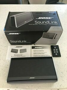 Bose SoundLink 2 Bluetooth MOBILE SPEAKER II DARK GRAY NYLON 120V US