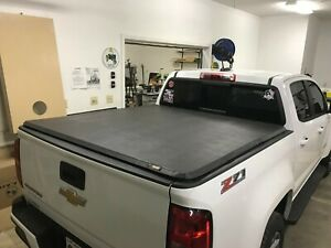 Extang Emax Tonno Tonneau Cover 2017 Chevrolet Colorado With 5 Foot Bed