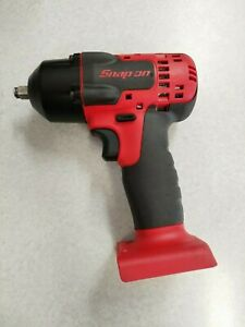 Snap On Ct8810b 18v Lithium Ion Cordless 3 8 Impact Wrench Tool Only