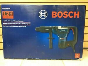 Bosch Rh540m 1 9 16 inch Sds max Corded Rotary Hammer New look Here