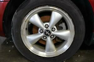 2005 2006 2007 2008 2009 Ford Mustang 17x8 Alloy Sparkle Silver Wheel Rim Lr