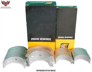 Engine Pro Amc Jeep V8 290 304 343 360 Rod And Main Bearings 1966 1991