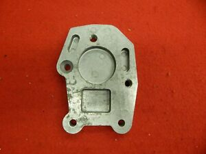 Used 62 63 64 65 Ford Hurst Top Loader Shifter Mounting Plate 2816