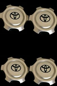 Wheel Center Cap Hub For Tacoma Tundra 4runner 6 Lugs 15 And 16 Rim 4pc Only