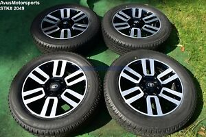 20 Toyota 4runner Limited 2018 2017 Oem Factory Wheels Tires Tundra Tacoma