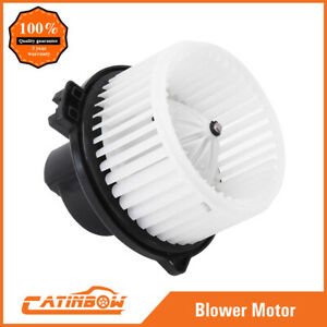 Heater A C Blower Motor With Fan Cage For 1999 2001 Jeep Grand Cherokee