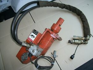 Ditch Witch Trencher Hydraulic Roto Boring Attachment Drill Drilling Underground