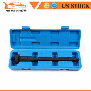 Diesel Injector Gasket Copper Washer Seal Puller Remover Tool Universal 230mm