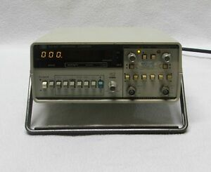 Hewlett Packard Hp 5315a Universal Counter