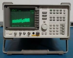 Agilent keysight 8565e Spectrum Analyzer 9khz 50ghz W 85620a Module Tested 2