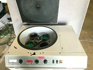 Beckman Coulter Allegra 6r Refrigerated Benchtop Centrifuge Gh 3 8a Warranty