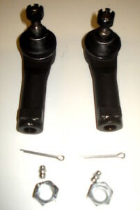 Tie Rod End Honda Odyssey 1999 2004 Front Outer Right Left Side 2pcs Save