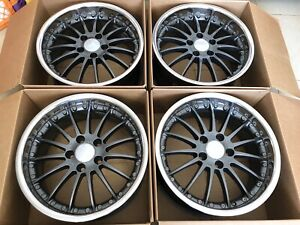 Breyton Magic Wheels Made In Germany 18 5x120 Bmw 2 Piece Rims Similar Bbs