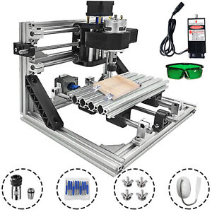 3 Axis Cnc Router Kit 1610 500mw Injection Molding Material Usb Port Milling