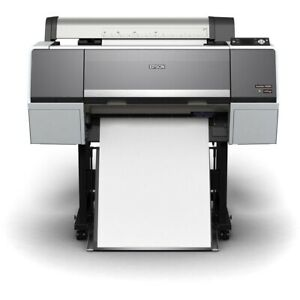 Epson Surecolor P6000 Printer 24 Wide Format local P u Only Canvas Sticker
